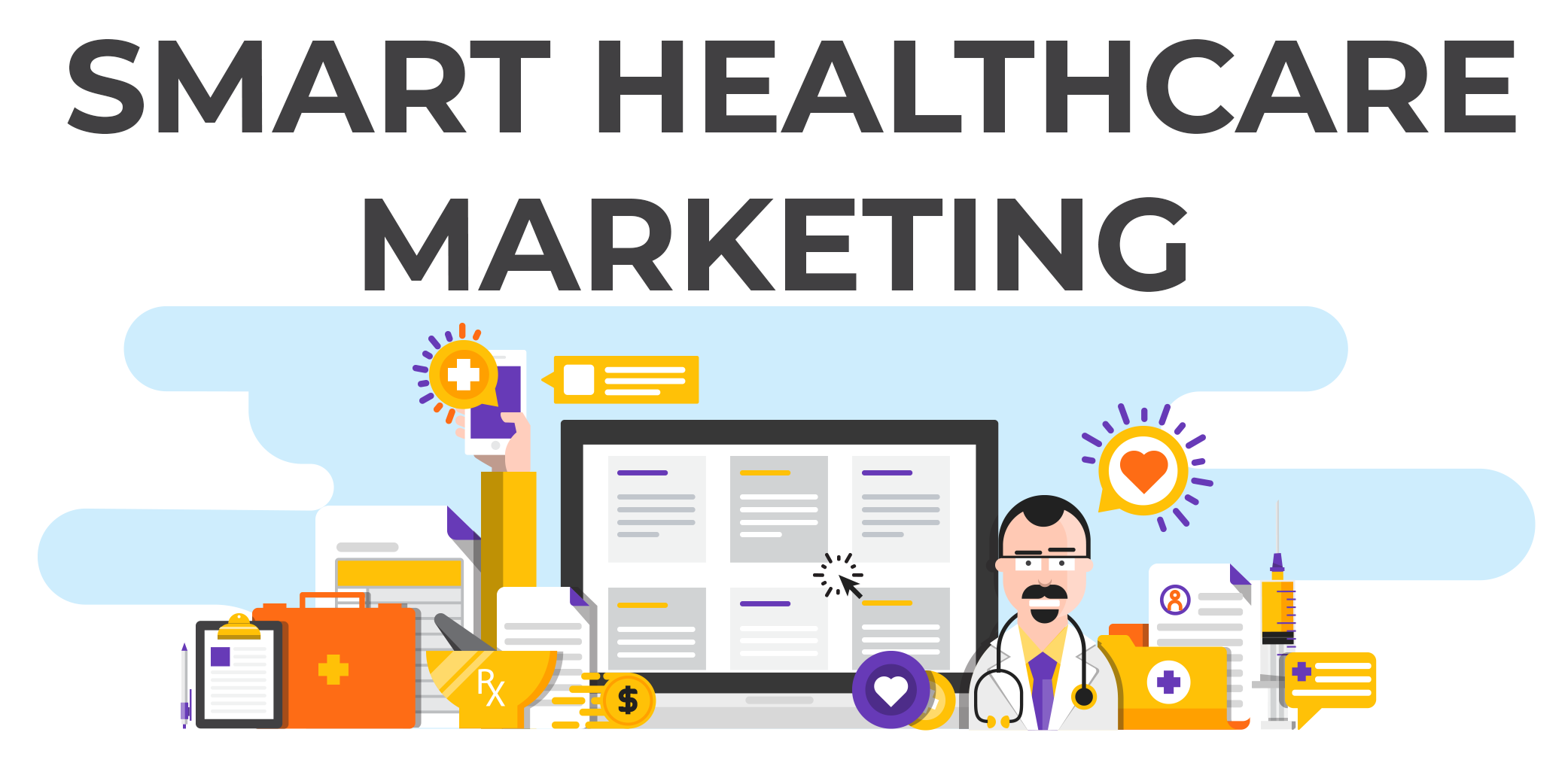 smart healthcare marketing updoc