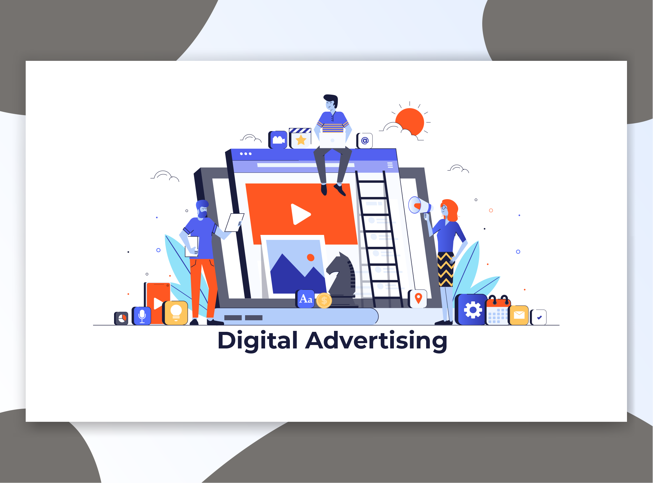 Search Engine Marketing, Online Advertising, Google Ads, Facebook Ads, Instagram Ads, Social Media Advertising for Healthcare Marketing, Physical Therapy Marketing, Educational Marketing, and Technology Marketing